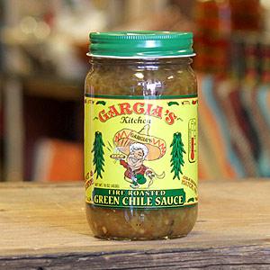Garcia's Kitchen Red & Green Chile Sauce